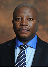 Deputy Judge President  A Ledwaba