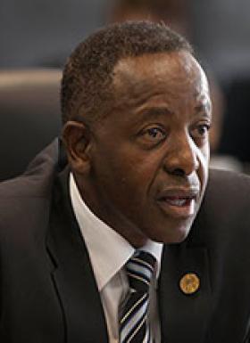 Deputy Judge President  Z. Nhlangulela