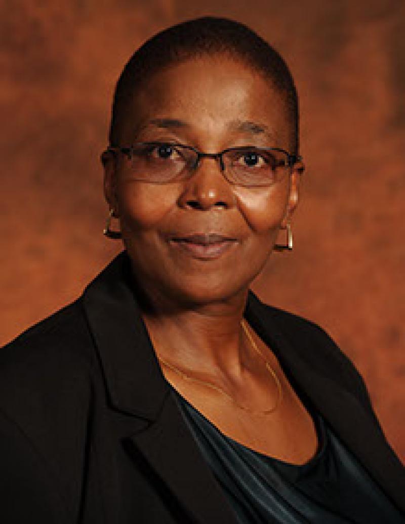 Ms Z Mbalo