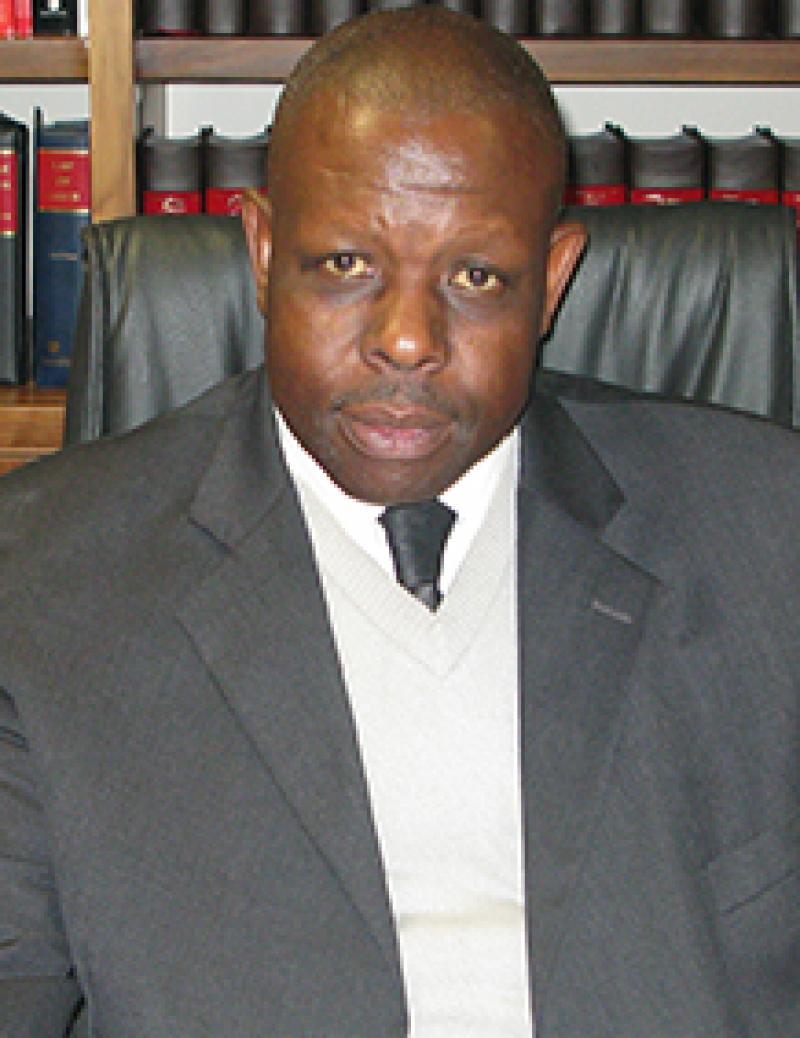 Judge President John Hlophe