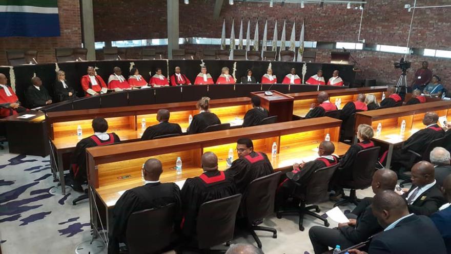 Judiciary Day 10