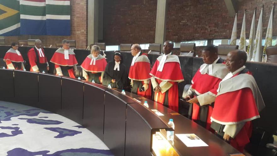 Judiciary Day 9