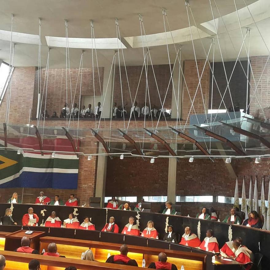 Judiciary Day 6