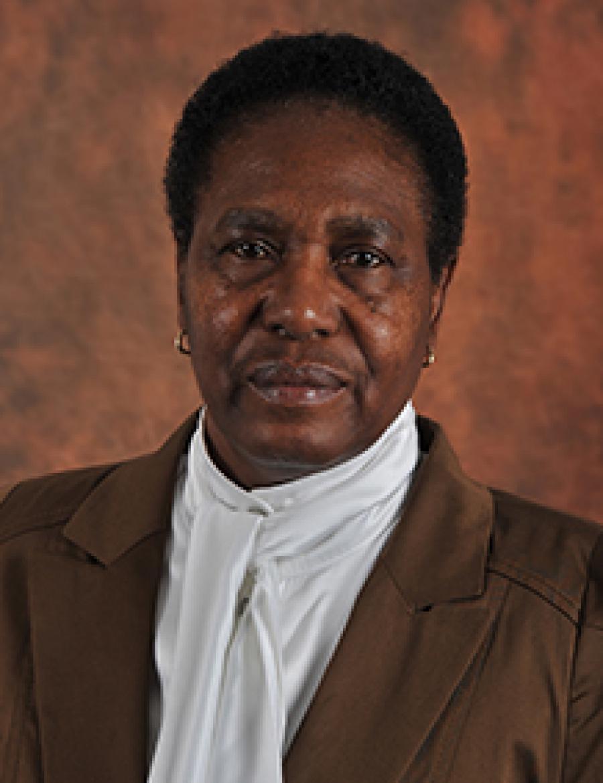 Judge President Monica Leeuw